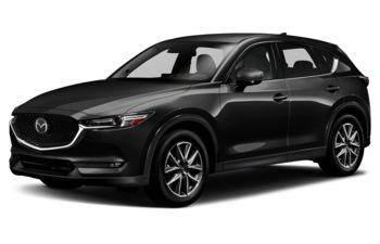 2018 Mazda CX-5 - Jet Black Mica