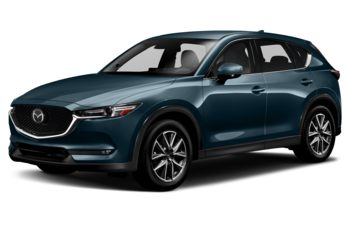 2018 Mazda CX-5 - Deep Crystal Blue Mica