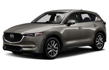 2018 Mazda CX-5 - Titanium Flash Mica