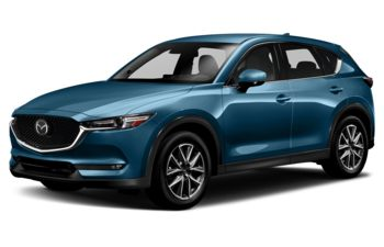 2018 Mazda CX-5 - Eternal Blue Mica