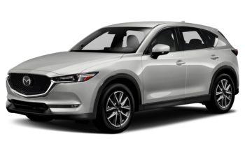 2018 Mazda CX-5 - Sonic Silver Mica