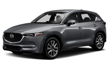 2018 Mazda CX-5 - Machine Grey Metallic
