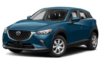 2018 Mazda CX-3 - Eternal Blue Mica
