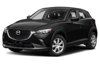 2018 Mazda CX-3 - Jet Black Mica