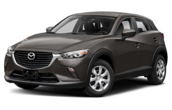 2018 Mazda CX-3 - Titanium Flash Mica