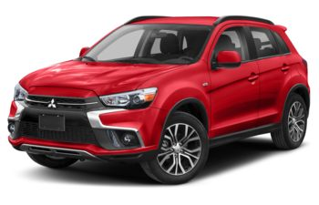 2019 Mitsubishi RVR - Rally Red