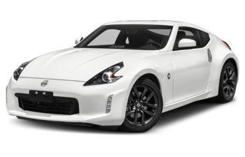 2020 Nissan 370Z - Pearl White
