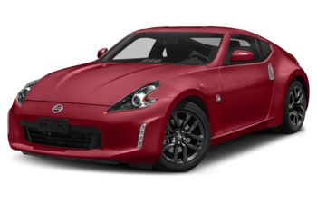 2019 Nissan 370Z - Solid Red
