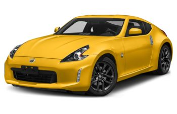 2018 Nissan 370Z - Chicane Yellow