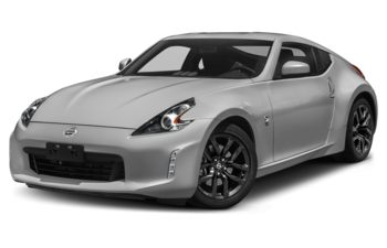 2018 Nissan 370Z - Brilliant Silver Metallic