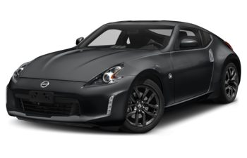 2020 Nissan 370Z - Magnetic Black Metallic