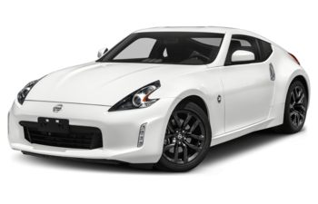 2020 Nissan 370Z - Pearl White/Solid Red