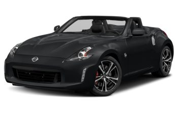 2018 Nissan 370Z - Magnetic Black Metallic