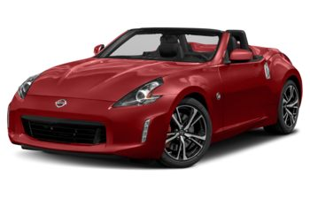 2018 Nissan 370Z - Solid Red