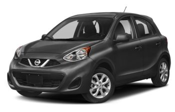 2018 Nissan Micra - Magnetic Grey Metallic