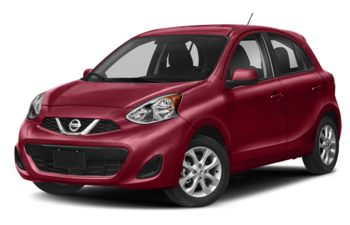 2018 Nissan Micra - Red Alert