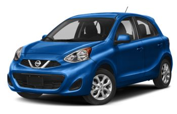 2018 Nissan Micra - Metallic Blue