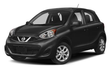 2018 Nissan Micra - Super Black
