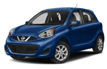 2018 Nissan Micra - Caspian Sea Metallic