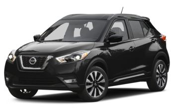 2018 Nissan Kicks - Super Black