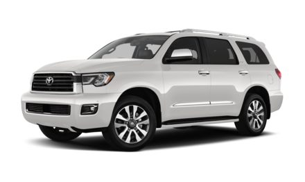 2018 Toyota Sequoia Limited 5.7L V8
