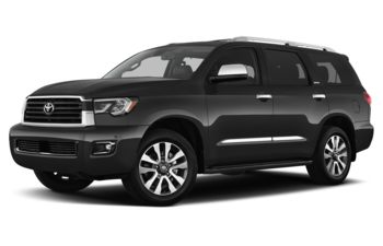 2018 Toyota Sequoia - Midnight Black Metallic