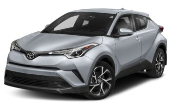 2019 Toyota C-HR - Silver Knockout Metallic
