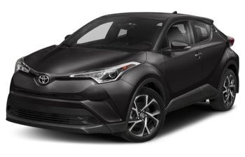 2018 Toyota C-HR - Magnetic Grey Metallic