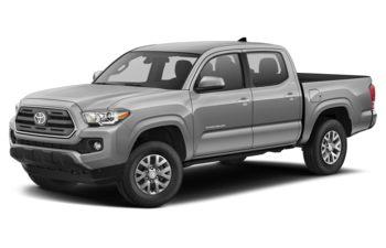 2017 Toyota Tacoma - Silver Sky Metallic