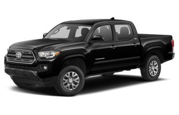 2017 Toyota Tacoma - Black