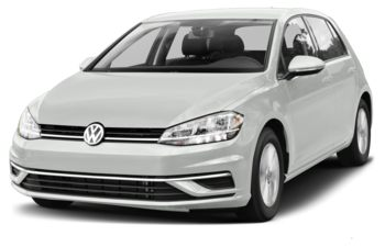 2018 Volkswagen Golf - Pure White