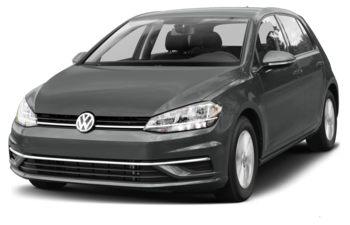 2018 Volkswagen Golf - Platinum Grey Metallic