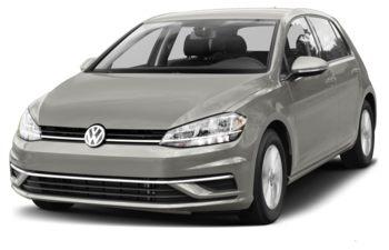 2018 Volkswagen Golf - Tungsten Silver Metallic