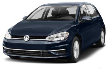 2018 Volkswagen Golf - Night Blue Metallic