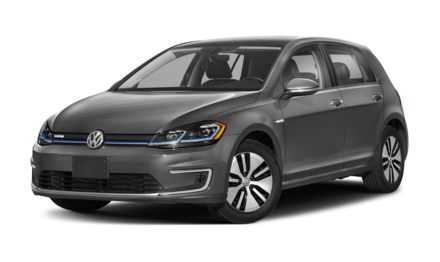 2018 Volkswagen e-Golf Comfortline