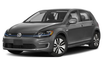 2020 Volkswagen e-Golf - Indium Grey Metallic