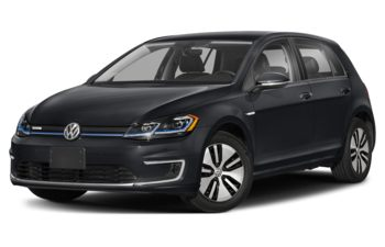 2020 Volkswagen e-Golf - Deep Black Pearl