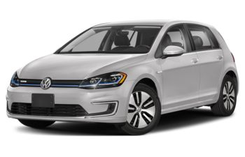 2020 Volkswagen e-Golf - Reflex Silver Metallic