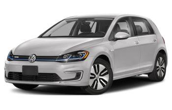 2018 Volkswagen e-Golf - Prussian Blue Metallic