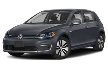 2020 Volkswagen e-Golf - Prussian Blue Metallic