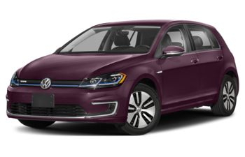 2020 Volkswagen e-Golf - Violet Touch Pearl