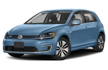 2020 Volkswagen e-Golf - Techno Blue Pearl