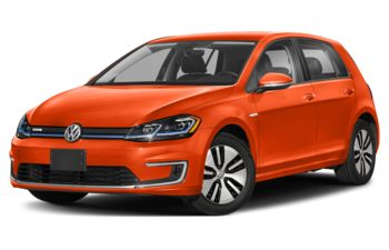 2020 Volkswagen e-Golf - TNT Orange