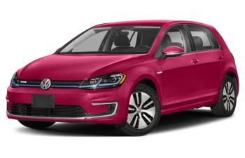 2020 Volkswagen e-Golf - Traffic Purple