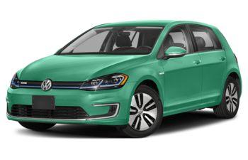 2020 Volkswagen e-Golf - Sarantos Turquoise