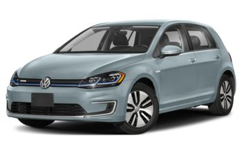 2020 Volkswagen e-Golf - Ice Blue