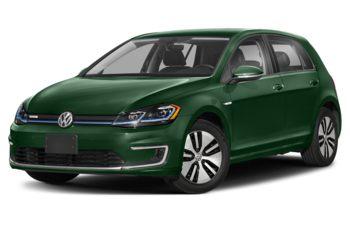 2020 Volkswagen e-Golf - Caribbean Green