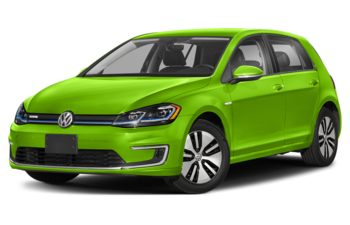 2020 Volkswagen e-Golf - Cliff Green