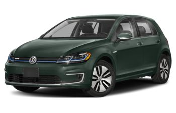 2020 Volkswagen e-Golf - Racing Green