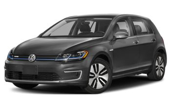 2020 Volkswagen e-Golf - Slate Grey